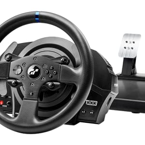 13544eddf51 Amazon.com: Thrustmaster T300 RS GT Racing Wheel - PlayStation 4 ...