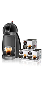 Pack DeLonghi Dolce Gusto Colors EDG355.B1 - Cafetera de ...