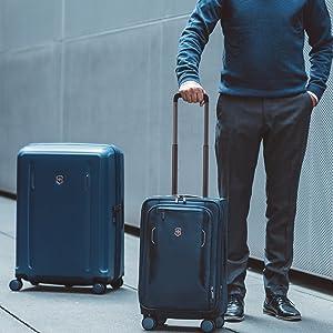 d82991499 Victorinox, Swiss Army, Werks Traveler, Soft side, Hard side, Luggage,