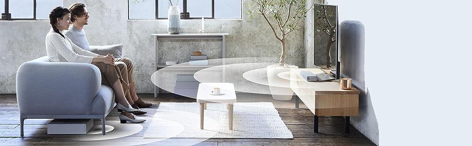 sony ht mt300 barre de son compacte discrete bluetooth nfc noir audio hifi. Black Bedroom Furniture Sets. Home Design Ideas