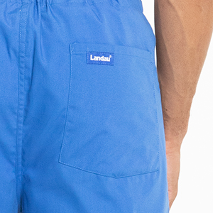 7795e47ceb6 Amazon.com: Landau Unisex Reversible Drawstring Scrub Pants: Medical ...