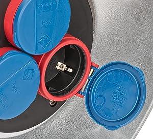 brennenstuhl garant s ip44 kabeltrommel 25m stahlblech einsatz im au enbereich und rund ums. Black Bedroom Furniture Sets. Home Design Ideas