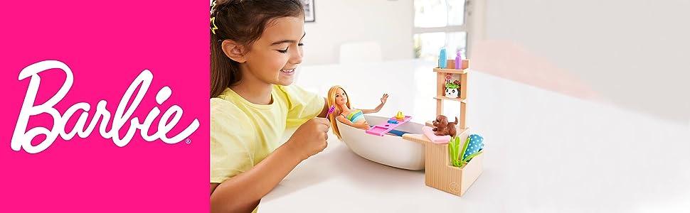 FASHION Boutique bambola Playset 9 frizzante Vestiti e Accessori Set Giocattolo