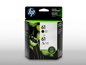 HP 61 ink cartridge for DeskJet OfficeJet used in Photosmart premium high yield