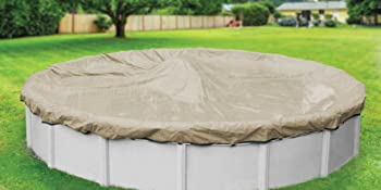 Robelle 331632R Dura-Guard Platinum in-Ground Pool Cover for 16 by 32-Feet Pools