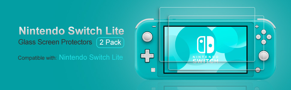 Protector de Pantalla para Nintendo Switch Lite: Amazon.es: Electrónica