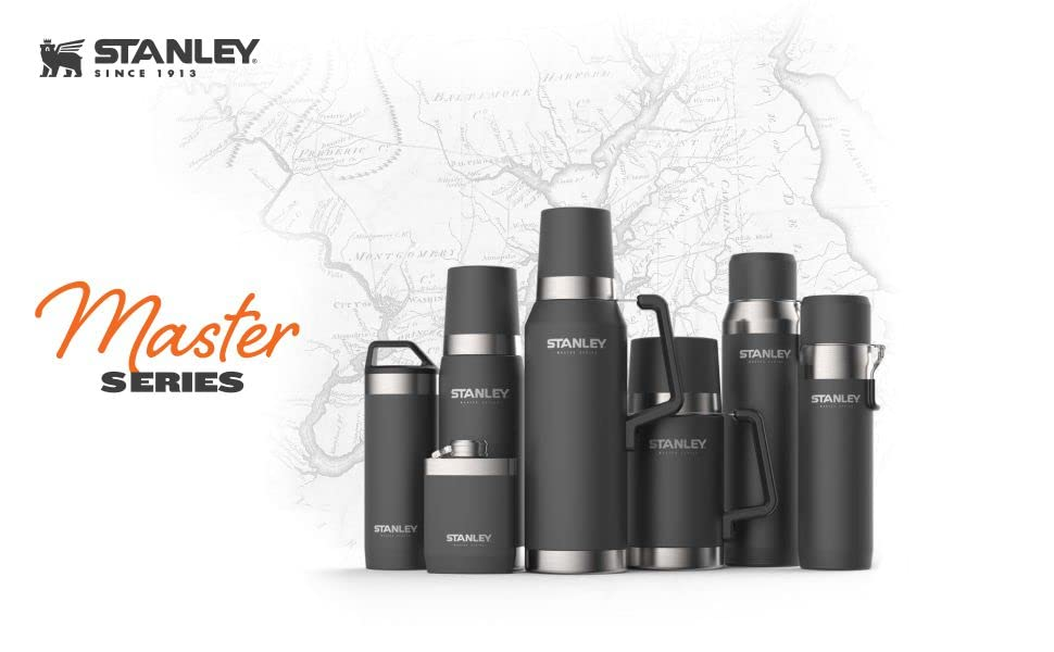 Master Series Stanley Bottle