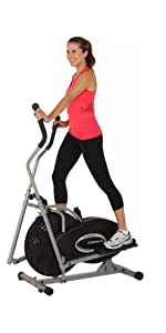 Air Elliptical, Elliptical, exercise elliptical, Exerpeutic, Aero Air Elliptical, 1301 ...