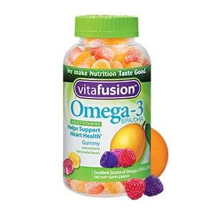 eac7678d1 Amazon.com  Vitafusion Omega-3 Gummies