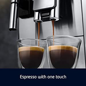 espresso with one touch