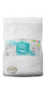 Energy Feelings Proteína de Guisante Ecológica | 82% Proteína ...
