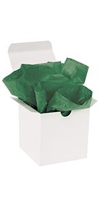 Holiday Green Gift Grade Tissue Paper