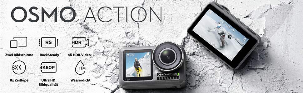Dji Osmo Action Part 6 Ladestation Für Dji Akkus Osmo Kamera