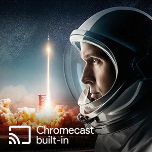 chromecast, 4k