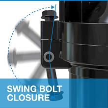 Swing, Bolt, Closure