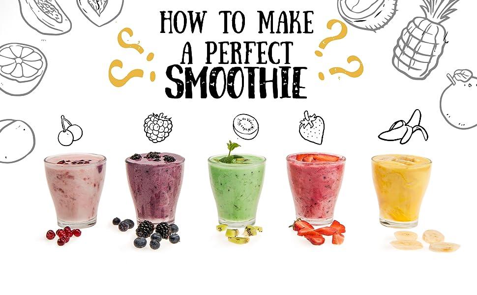 Smoothies Rezept für schnellen Gewichtsverlust