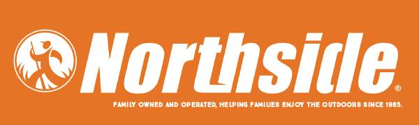 Northside Brand Logo hiker