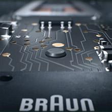 Braun Series 5 5197cc male shaver, foil shaver, smart shaver