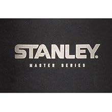 STANLEY(スタンレー) 2017年モデル マスター真空ボトル 0.75L マットブラック 水筒 (日本正規品)