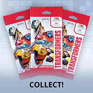 Transformers TCG Booster Packs