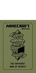 Minecraft the survivors book of secrets