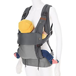 born free wima baby carrier