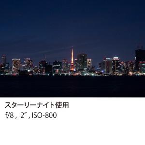 作例2 東京の街並み