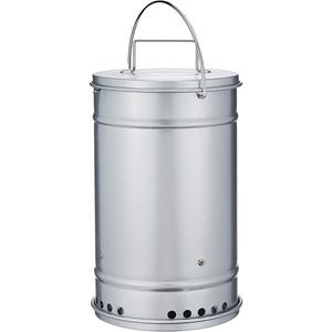 キャプテンスタッグ(CAPTAIN STAG) バーベキュー BBQ用 燻製器 フェルトスモーカーセット円筒型 スモーク対応M-6546