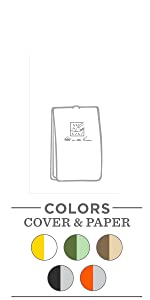 Stapled mini notebook, mini notebook, business card size notebook, credit card size notebook, tiny