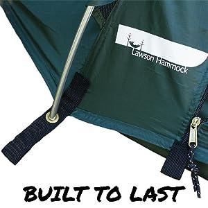 Lawson hammock warranty blue ridge camping hiking hammock travel portable