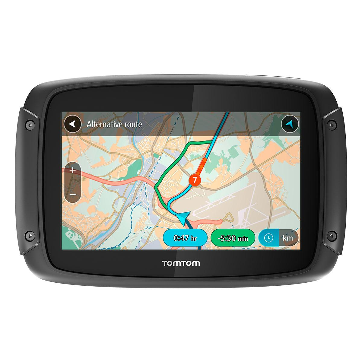 tomtom rider 420 european maps electronics. Black Bedroom Furniture Sets. Home Design Ideas