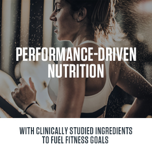 with clinically studied ingredients to fuel fitness goals