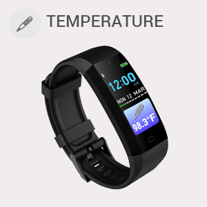 Body Temperature Tracking
