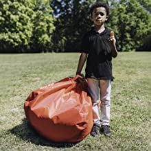 RED KIDS YOUTH TEEN BEANBAG BEAN BAG GAMING PRESCHOOL CLASSROOM KINDERGARTEN STORYTIME CHAIR SOFT