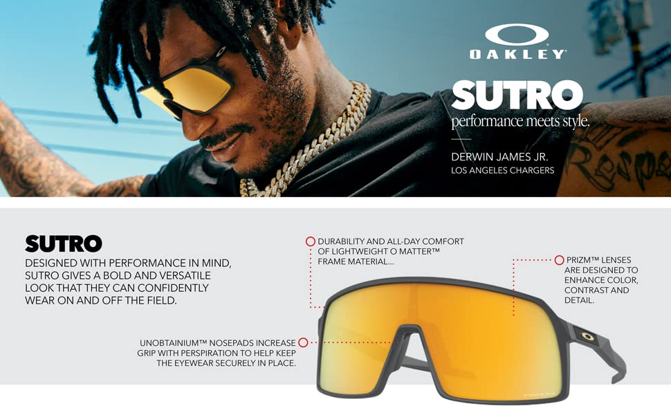 Sutro- Performance Meets Style