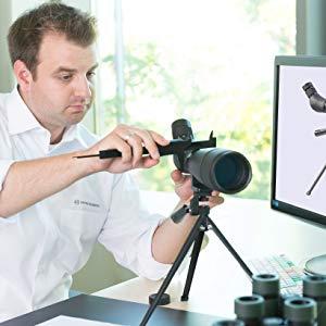 Bresser Fotoadapter Canon Eos Für Condor Spektive Kamera