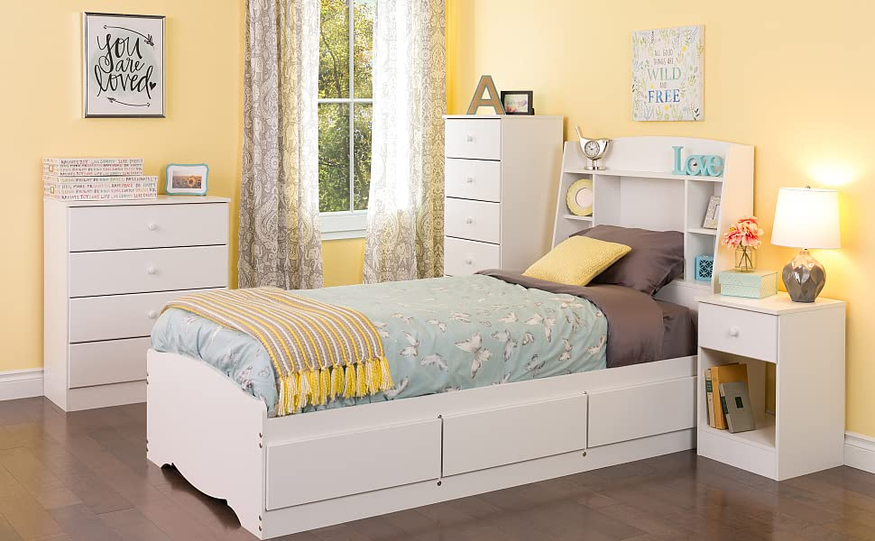 Prepac Astrid Youth Bedroom Collection