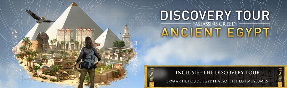 Assassin's Creed Origins A+ content