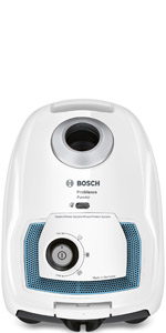 Bosch BGL4ZOOO - Aspirador con bolsa, máxima recogida de ...