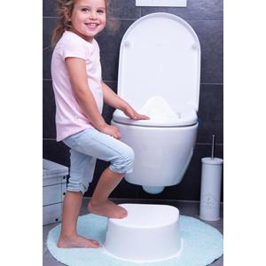 Rotho Babydesign R/éducteur de Toilette /À Partir de 24 Mois Bella Bambina Sweet Rose Rose 200230268