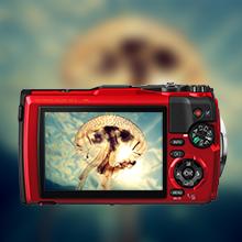 Unterwasserkamera von Olympus
