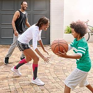 jobst sport pink sock