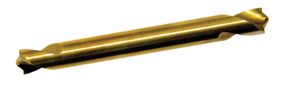10.0mm Century Drill /& Tool 17710 Double Ended Spot Weld Drill Bit