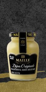 Maille Mustard Dijon Originale No Added Sulfites