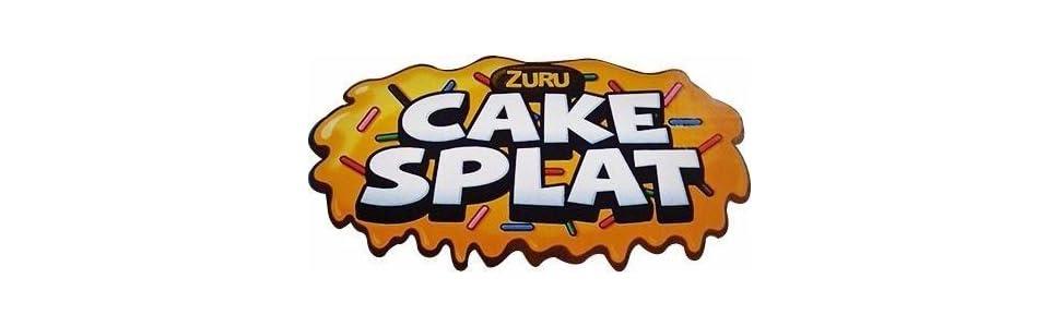 Cake Splat Dice