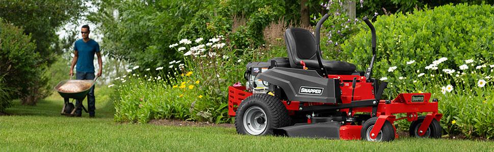 Amazon.com: Snapper 360Z 23HP 724cc Briggs Professional 42 ...