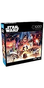 I Sense Great Fear in You, Skywalker - 1000 Piece Jigsaw Puzzle