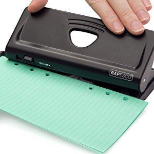 Fournitures de bureau/Papeterie/Craft/Perforateur/Perforateurs 6 Trous