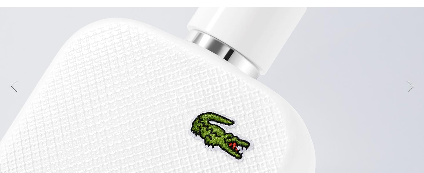 Amazon.com: Lacoste L.12.12 Blanc Pour Lui Eau de Toilette - Men's