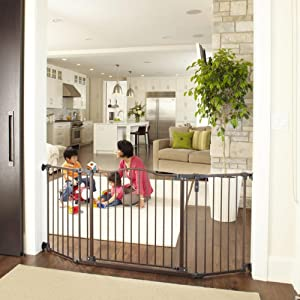 Easy-Close Baby Gate